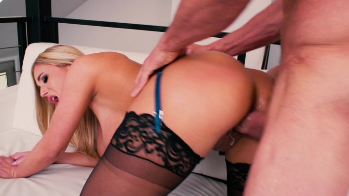 Streaming porn video still #2 from Axel Braun's Dirty Blondes