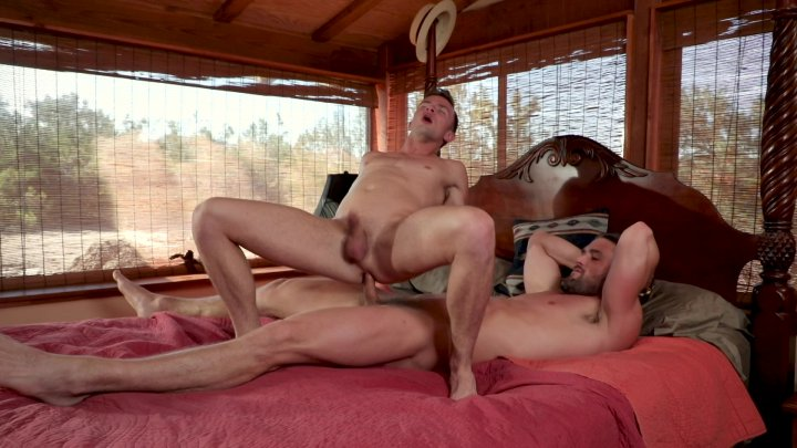 Streaming porn video still #1 from Bareback Ranch