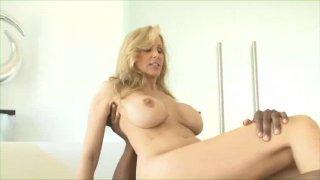 Streaming porn video still #5 from Black Cock White Milf