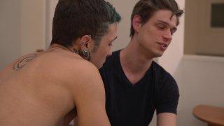 Streaming porn video still #1 from Straight Boy Seductions Vol. 5