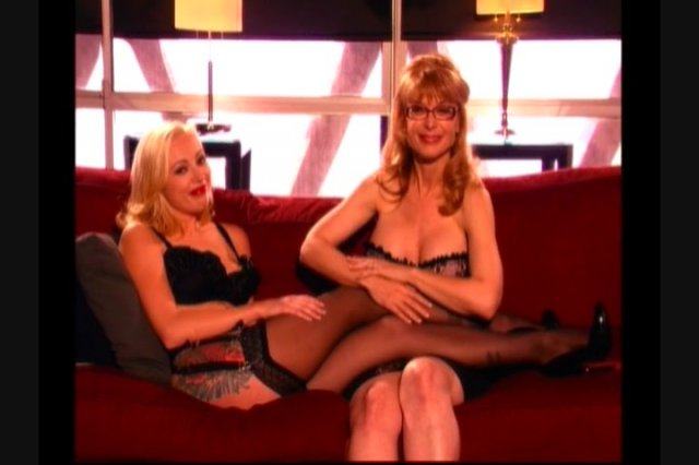 Streaming porn video still #1 from Nina Hartley's Guide to the Ultimate Sex Party