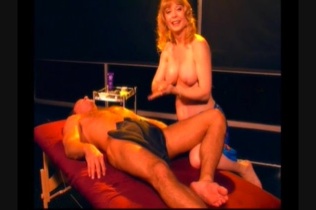 Streaming porn video still #1 from Nina Hartley's Guide to Erotic Massage