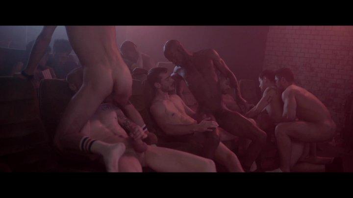 Streaming porn video still #4 from Flea Pit