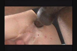 Streaming porn scene video image #5 from Black Masseuse Seduces White Man