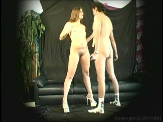 Streaming porn video still #2 from Horny Hairy Girls 8