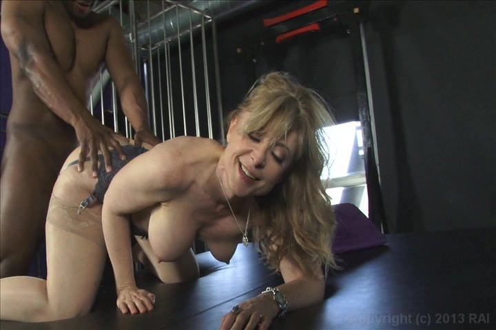 Nina hartley interracial sex