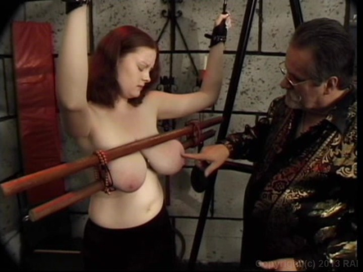 Big tit bondage free preview