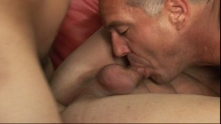 Streaming porn video still #6 from Transsexual Babysitters 2