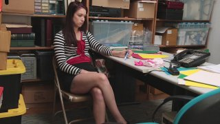 Streaming porn video still #1 from ShopLyfter