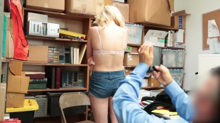 Streaming porn video still #4 from ShopLyfter