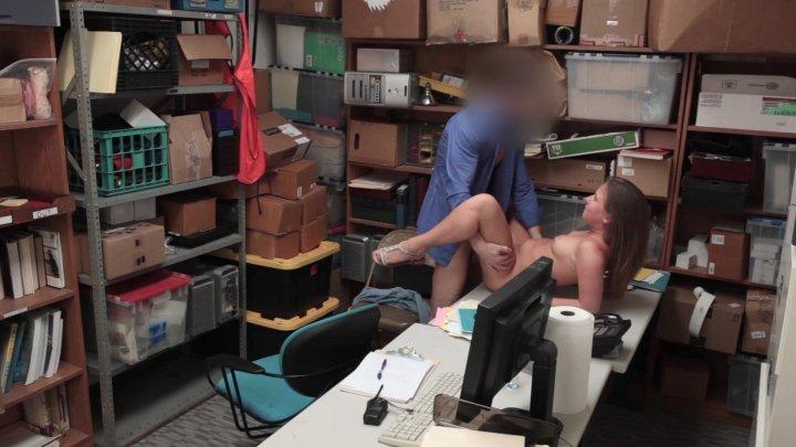 Streaming porn video still #4 from ShopLyfter