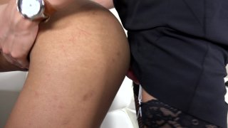 Streaming porn video still #6 from TGirl Schoolgirls Vol. 1