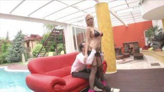Streaming porn video still #1 from Big Bouncy Ta-Tas