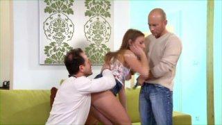 Streaming porn video still #2 from Big Bouncy Ta-Tas