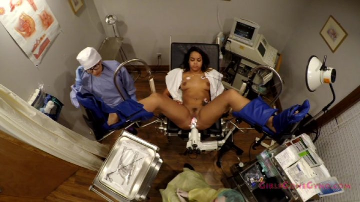 Free Video Preview Image 7 From Doctor Tampas Girls Gone Gyno
