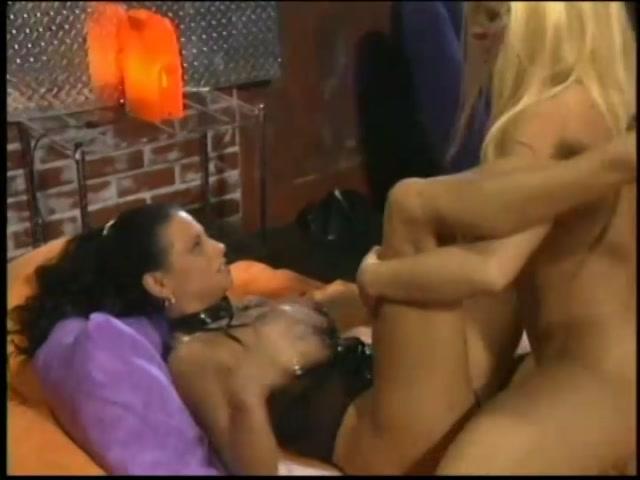Streaming porn video still #1 from Lesbian Fetish Fever 3