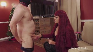"Streaming porn video still #4 from Sissy Boys ""Good Gurls Serve"""