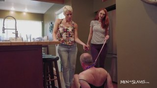"Streaming porn video still #7 from Sissy Boys ""Good Gurls Serve"""