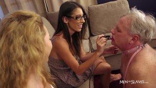 "Streaming porn video still #2 from Sissy Boys ""Good Gurls Serve"""
