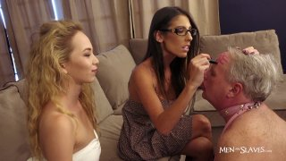 "Streaming porn video still #3 from Sissy Boys ""Good Gurls Serve"""