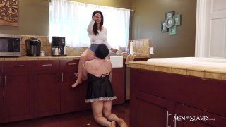 "Streaming porn video still #8 from Sissy Boys ""Good Gurls Serve"""