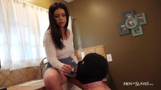 "Streaming porn video still #9 from Sissy Boys ""Good Gurls Serve"""