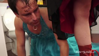 "Streaming porn video still #1 from Sissy Boys ""Good Gurls Serve"""