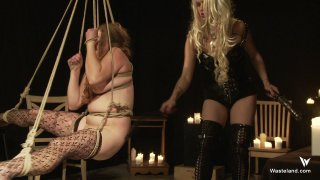 Streaming porn video still #7 from Femdoms Take Charge
