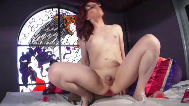 Streaming porn video still #1 from T-Girls Solo 4