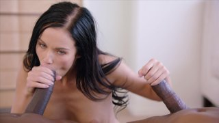 Streaming porn video still #16 from Interracial Icon Vol. 7