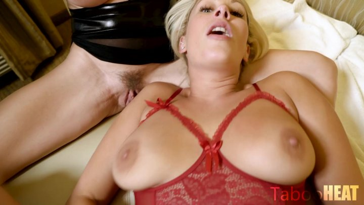 Streaming porn video still #1 from Nikki Brooks in Mom Takes Me to a Fetish Convention