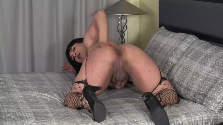 Streaming porn video still #1 from TGirl Tryouts, The #2