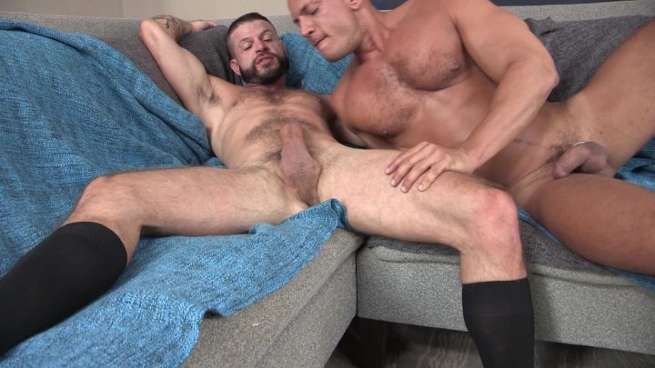 Streaming porn video still #1 from Swallowing Daddy