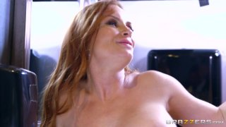 Streaming porn video still #9 from Filthy Moms 4