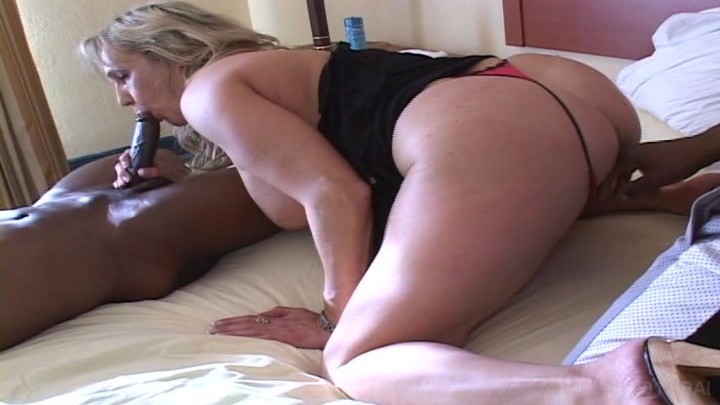 amateur interracial milf