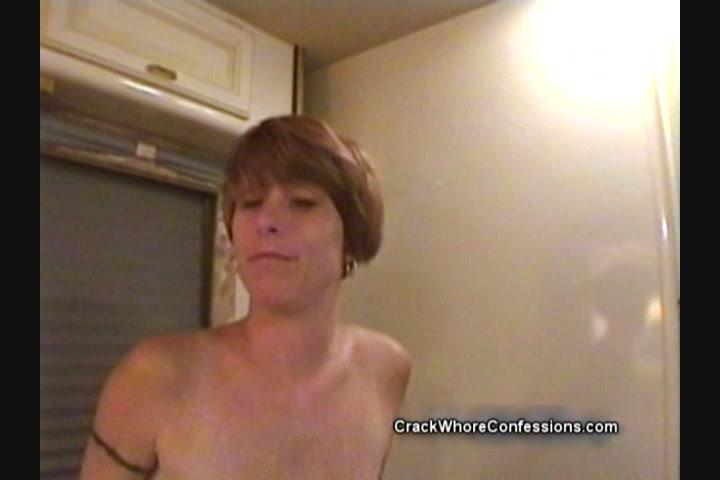 Crackwhore confessions videos