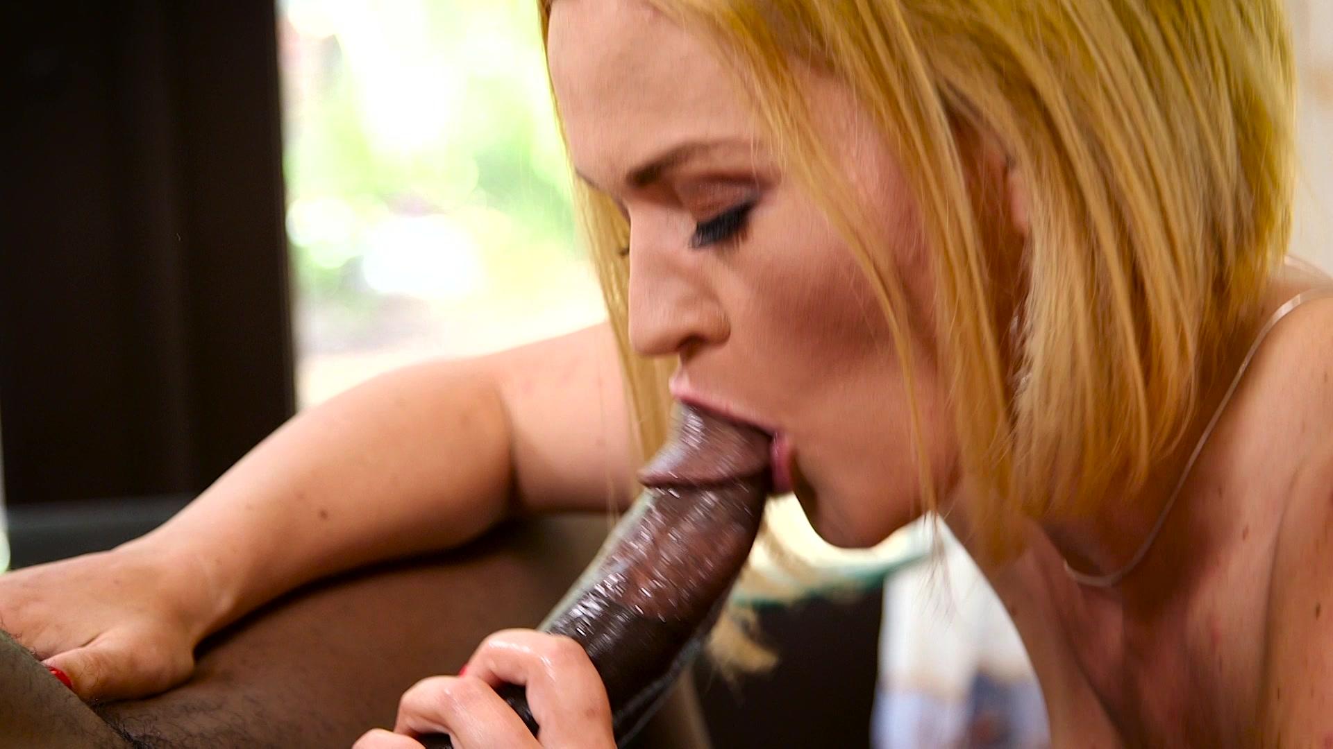 Krissy Lynn Sucking And Fucking Cock