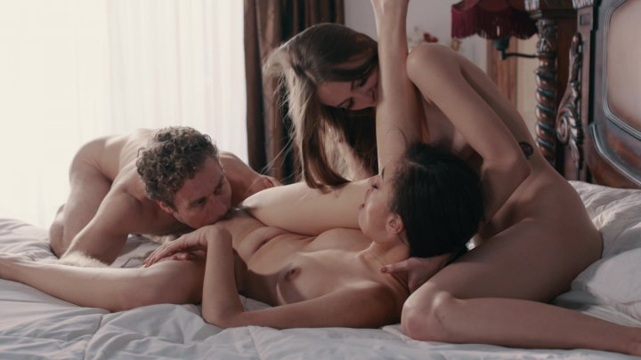 Streaming porn video still #4 from Threesome Encounters 3