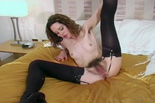 Streaming porn video still #8 from ATK Scary Hairy Vol. 5