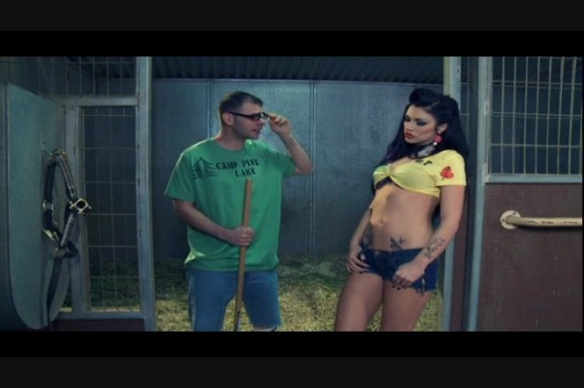 Streaming porn video still #1 from Grindhouse XXX: A Double Feature