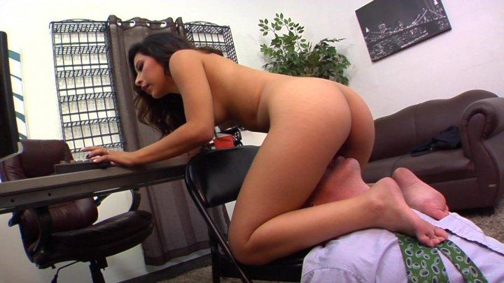 Streaming porn video still #1 from FemDom Ass Worship 22