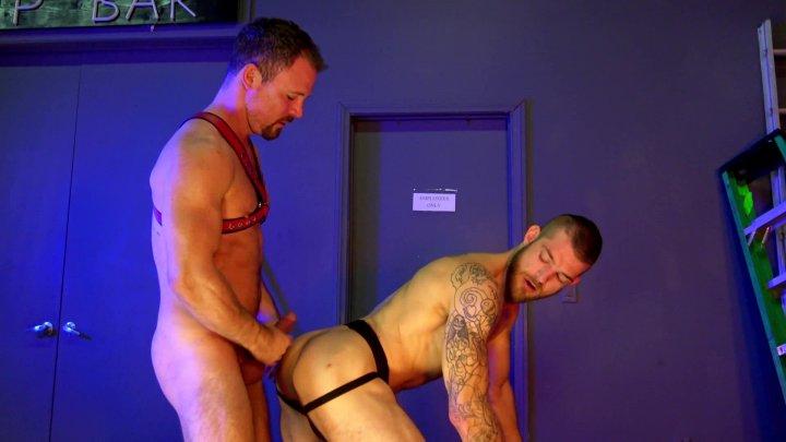 Streaming porn video still #1 from Chi Chi LaRue's Cum Club