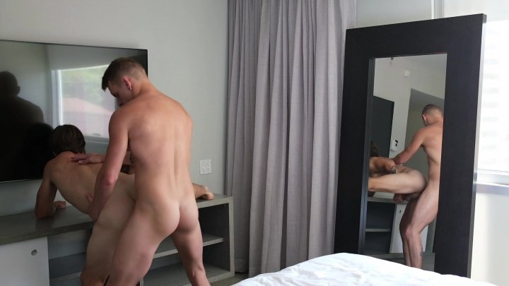 Streaming porn video still #1 from Boys in the Raw
