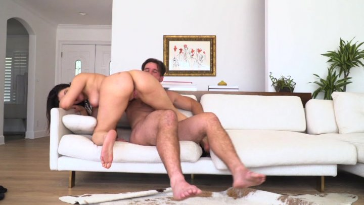 Kayden kross big natural tits casting couch