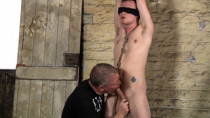 Streaming porn video still #4 from Tied Up & d