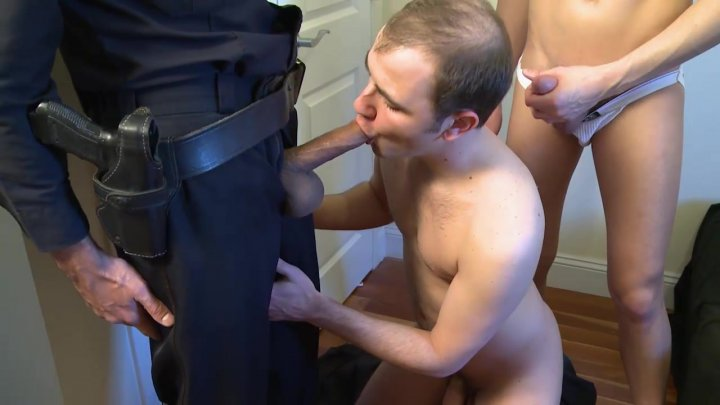 Streaming porn video still #3 from Joe Gage Sex Files 13: Off-Duty Cops