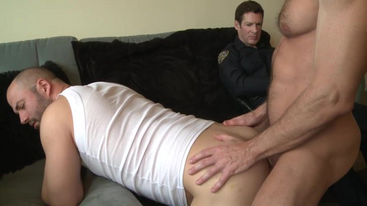 Streaming porn video still #1 from Joe Gage Sex Files 13: Off-Duty Cops