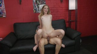 Streaming porn video still #16 from TS Pussy Hunters Vol. 6: Creampies 2