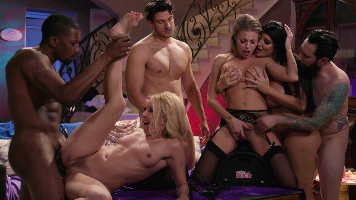 Streaming porn video still #4 from Motorbunny Club Vol. 2, The