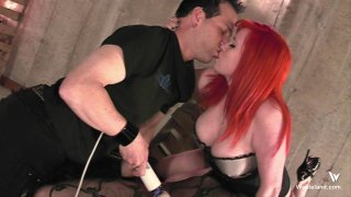 Streaming porn video still #8 from Wrath Of The Femdoms